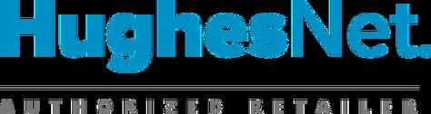 hughesnet logo television provider